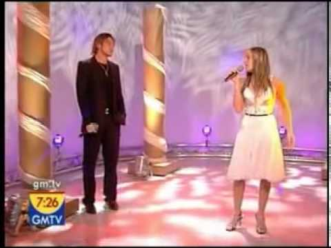 اغنيه اجنبية رومنسيه  Duncan James  Keedie - I Believe My Heart