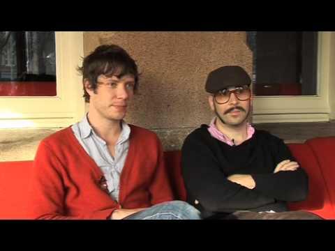 OK Go interview - Damian Kulash and Tim Nordwind (part 5)