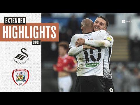 Swansea Barnsley Goals And Highlights