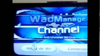 My Wii Menu 2: Custom WADs and Homebrew Channels + Download Links :D