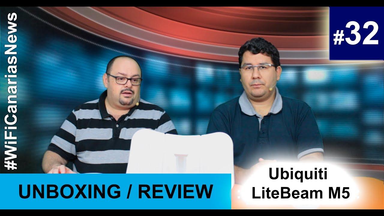 Ubiquiti LiteBeam M5