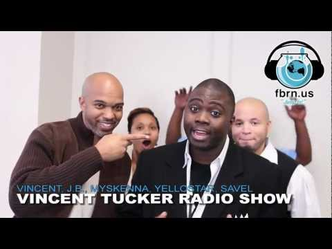 The Vincent Tucker Radio Show - Syndicated & Award-Winning Broadcast