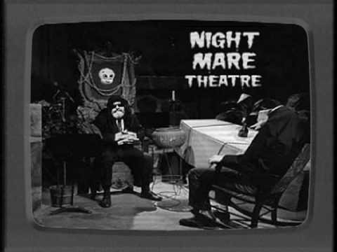 NIGHTMARE THEATRE  HIGHWAY PATROL WITI TV6 1967