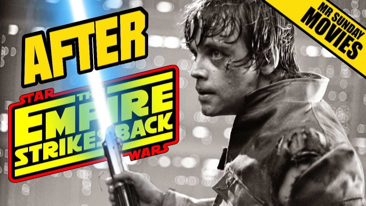 Fifth image of Unboxing The Empire Strikes Back And Return Of The Jedi with EMPIRE STRIKES BACK & RETURN OF THE JEDI - What Happened ...