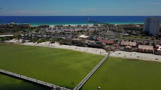 Download Video Myrtle Beach, Panama City , Pensacola Florida drone video of beach 2018 MP3 3GP MP4