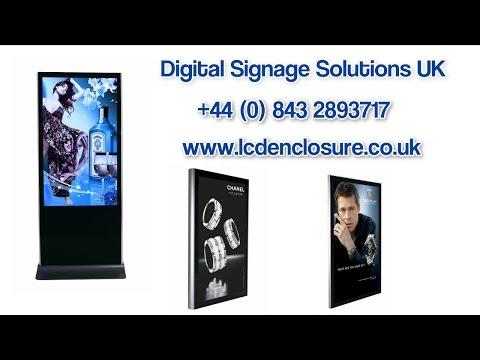 Digital Signage Solutions UK By ProEnc UK Digital Signage Solutions