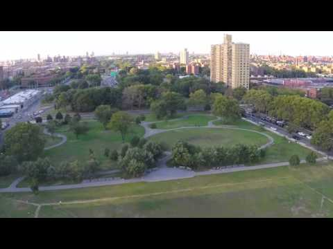 DJI Phantom2 SOUNDVIEW PARK BRONX,NEW YORK