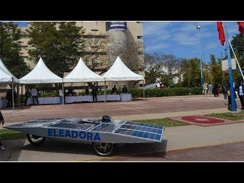 Forum MINES-RABAT Entreprises: Le Projet Eleadora du Solar Team