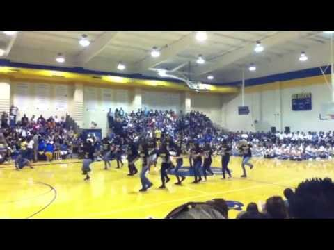 Samuel Clemens High School Pep Rally 10-21-11
