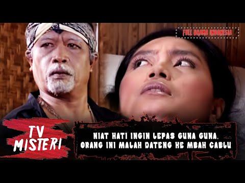 DIGAGAHI MBAH, NIAT SEMBUH WANITA INI MALAH HILANG KEP3RAWANAN - TV MISTERI