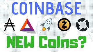 New Coinbase Coins - Official Statement