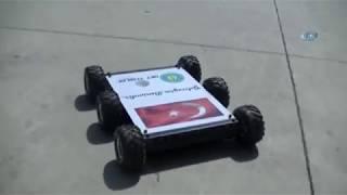 Gambar cover Fuara Otonom Robot Damga Vurdu
