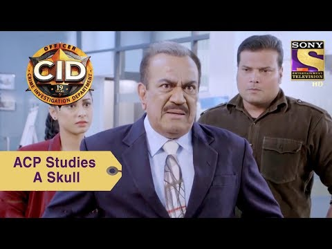 Your Favorite Character | ACP Studies A Skull | CID