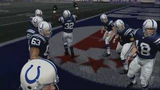 Madden NFL 06 Xbox 360 Gameplay - Gameplay 1
