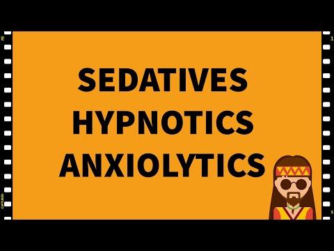 Pharmacology- Sedative, Hypnotic, Anxiolytic Drugs, GABA A Receptor- CNS- MADE EASY!
