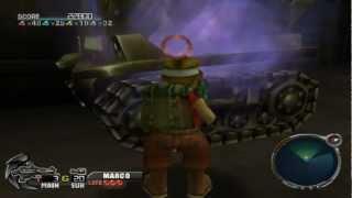 Metal slug 3D modo DIFICIL Mision 4 - Rango S
