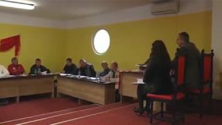 Şedința Consiliului Local Buziaş 24 octombrie 2017