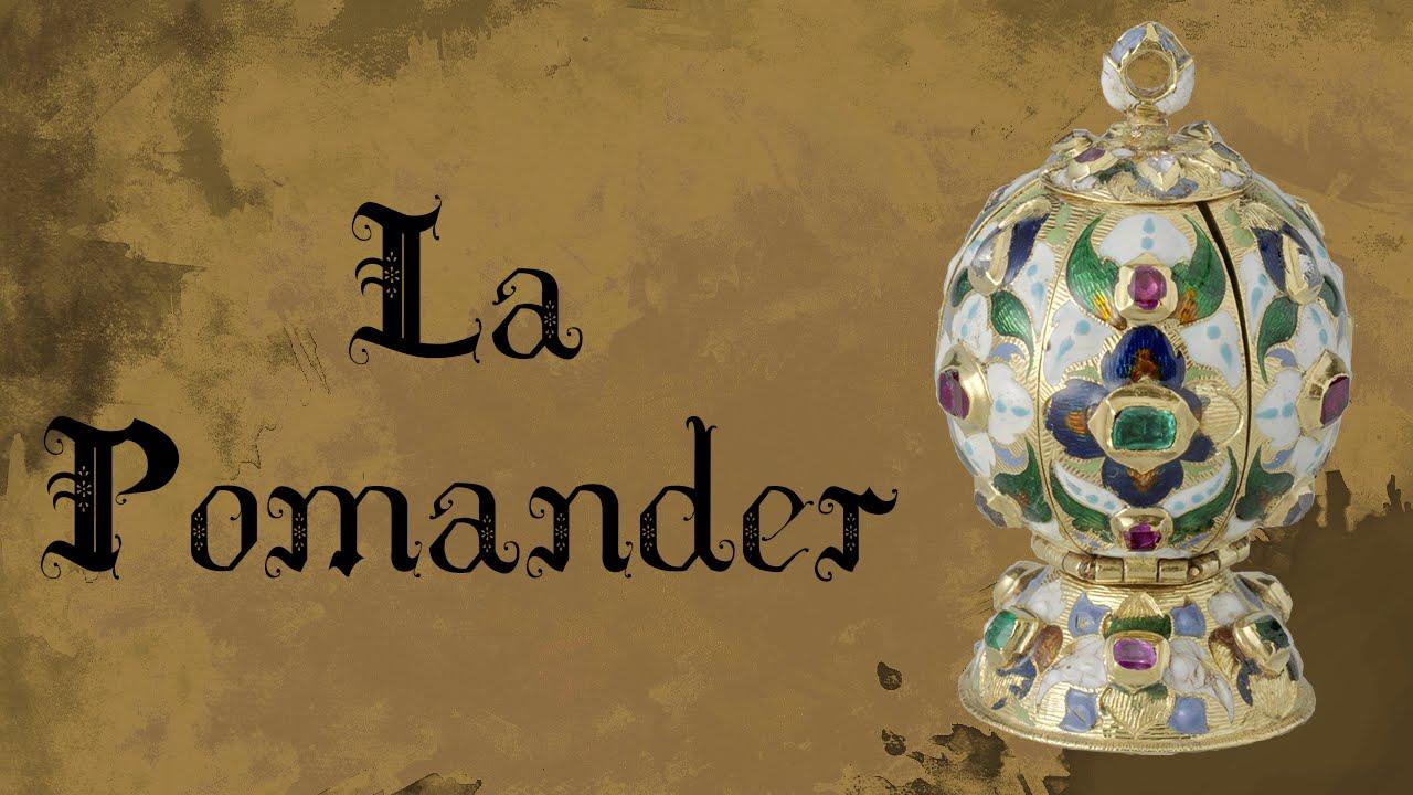 Studiolo : La Pomander