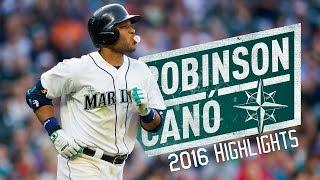 Robinson Cano | 2016 Season Highlightsᴴᴰ
