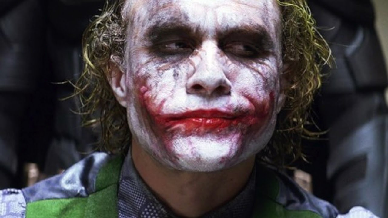 The Best villain of DC all time: Joker aka Heath Ledger
