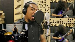 BURGERKILL - Under The Scars Cover By TRIVIAN PROJECT