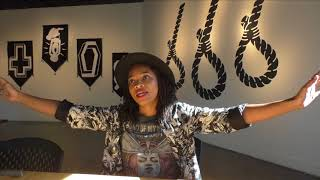 """PRO ARTS PODCAST #001:  Indira Allegra Interview for """"Past Presence"""" Exhibition 2017"""
