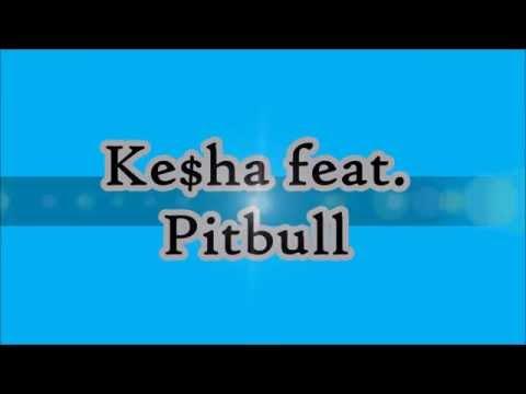 Timber - Ke$ha feat.  Pitbull  (Letra en español)