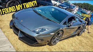 I Found $100+ MILLION Worth Of SUPERCARS In This INSANE Parking Lot! thumbnail