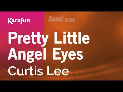 Karaoke Pretty Little Angel Eyes - Curtis Lee *