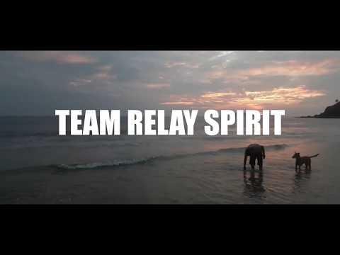 Team Relay Spirit | The Deccan Cliffhanger 2017