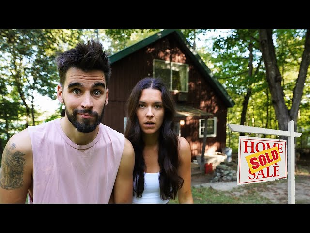Buying a New Cabin in the Woods