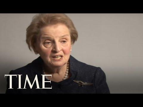 Time Interviews Madeleine Albright | TIME
