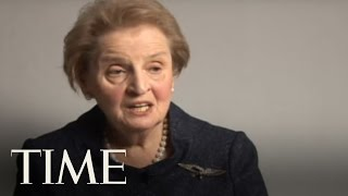 TIME Interviews Madeleine Albright