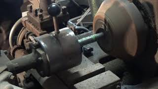Herbert Capstan Lathe introduction to the Coventry Die head.