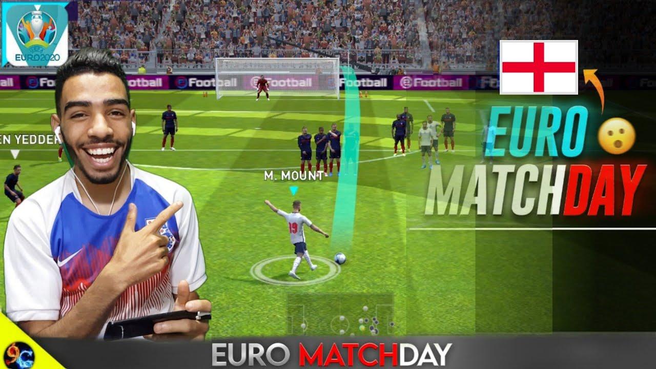 ENGLAND BUT ACTUALLY GOOD 🏴🔥 EURO MATCHDAY