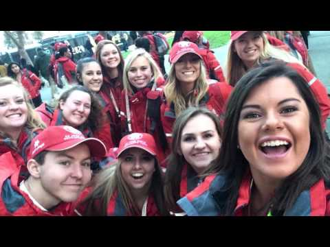EMA Students Volunteer at Super Bowl 50