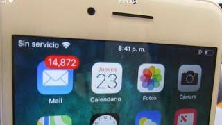 Mi iPhone Esta Sin Servicio o Buscando Señal ''AQUI LA SOLUCIÓN ''