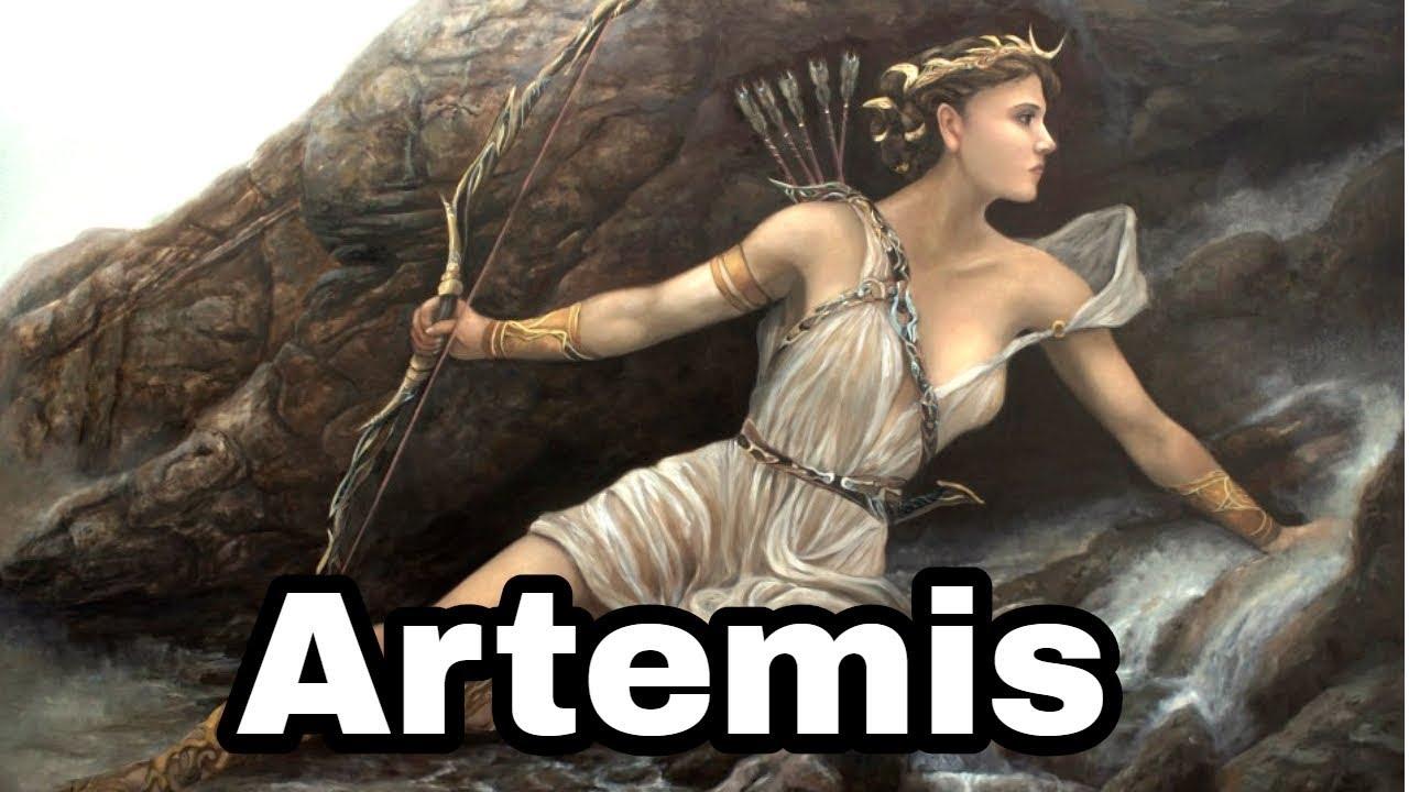 Download Artemis, Déesse de la Chasse (Mythologie Grecque)