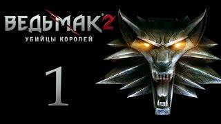 The Witcher 2 (Ведьмак 2) - Прохождение игры на русском - Обучение [#1]