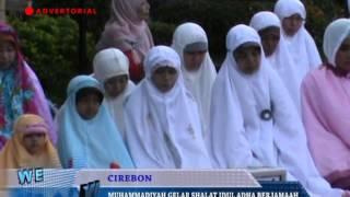 SHALAT IDUL ADHA DI KAMPUS AKBID MUHAMMADIYAH CIREBON TAHUN 1434 H / 2013 M