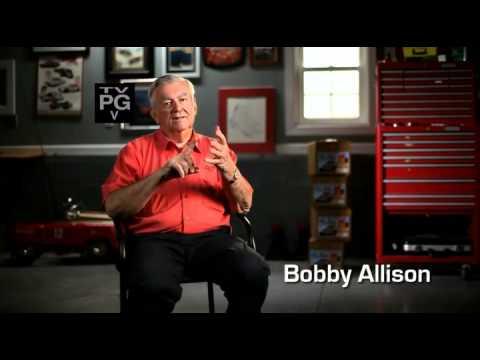NASCAR HOF (2011) Bobby Allison