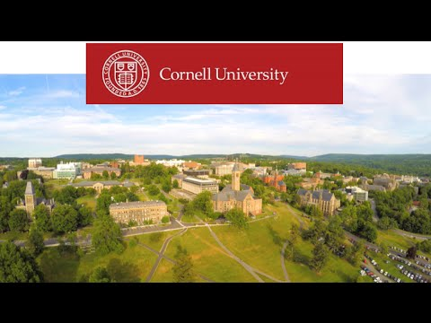 Aerialworks - Beautiful Drone Shot of Cornell University - Ultra High Definition 4K