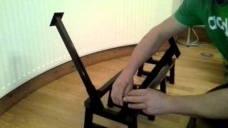 Log Sawhorse Unboxing