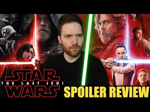 Star Wars: The Last Jedi - Spoiler Review