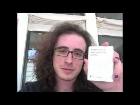 Top Ten Series: Eli Halpern '09, creator of Cards Against Humanity  