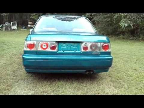 1990 Honda Accord Ex For Sale Youtube