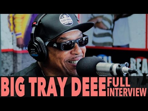 """Big Tray Deee on 10 Years In Prison, New Album """"The 3rd Coming"""", & More! (Full Interview)   BigBoyTV"""