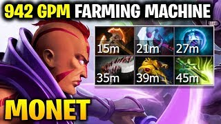 942 GPM FARMING MACHINE ANTI MAGE by MONET