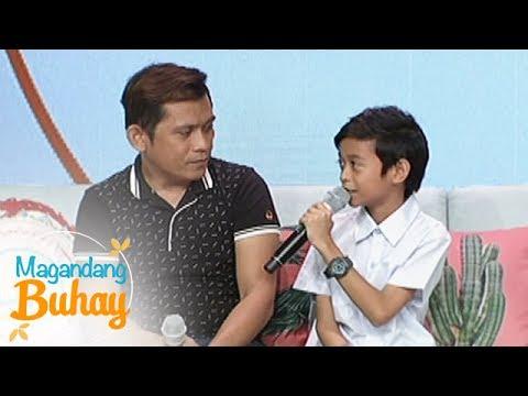Magandang Buhay: First song Keifer learned
