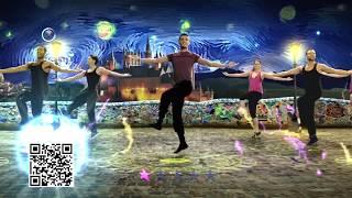Russian Dance | High Intensity | Russian Fork | Zumba Fitness | Zumba Fitness | Fitness Dance